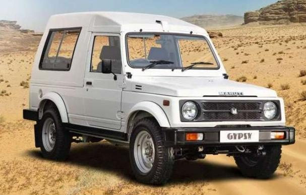 The most iconic SUV/off-roader to grace the Indian market, the Gypsy soldiered on for many years and was the favourite for the Indian army too. Its simplicity and styling made it ageless.