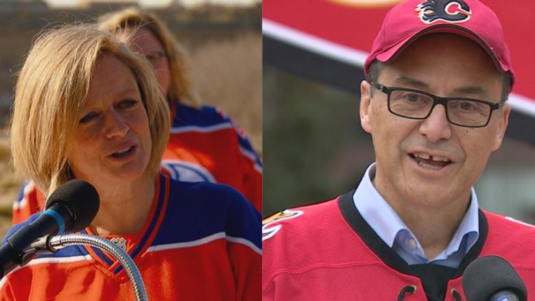 Alberta craft beer, pride on the line in Notley and Ceci playoff bet