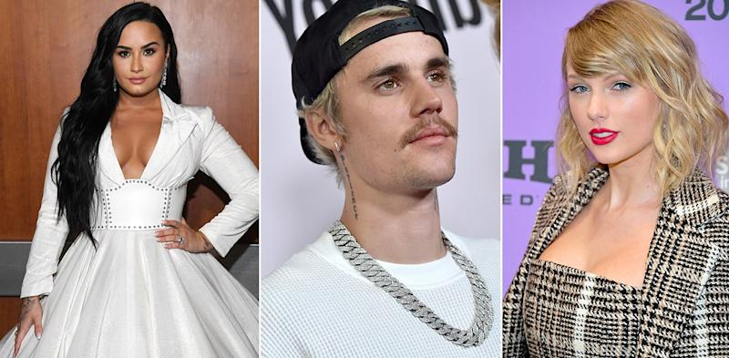 Pop Stars Are Grappling With Who They Were in the 2010s, We All Are