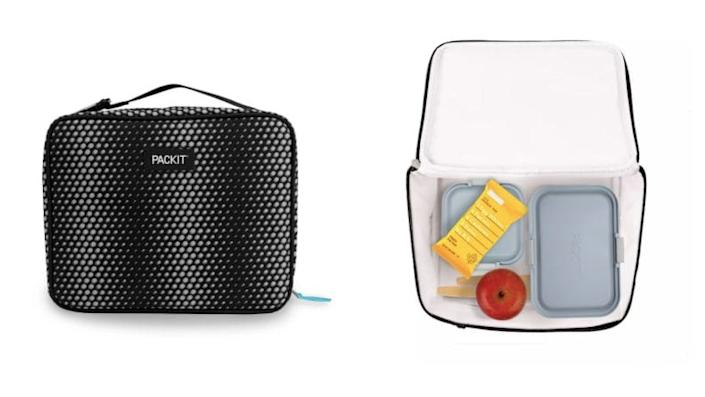This lunch box is essentially an ice pack.