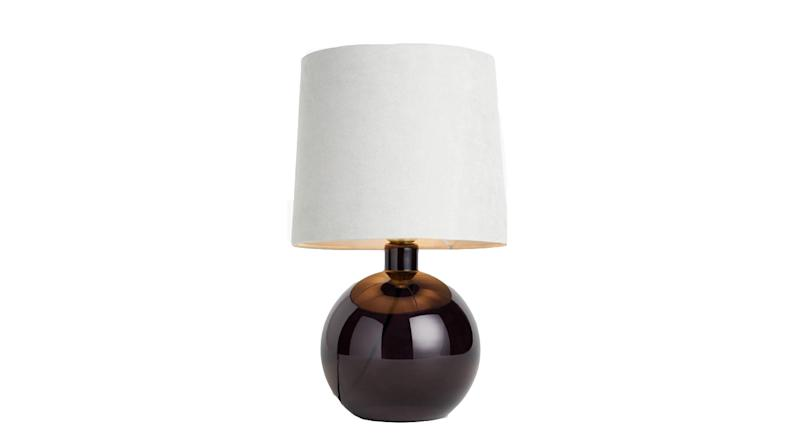 Eclipse Glass Table Lamp