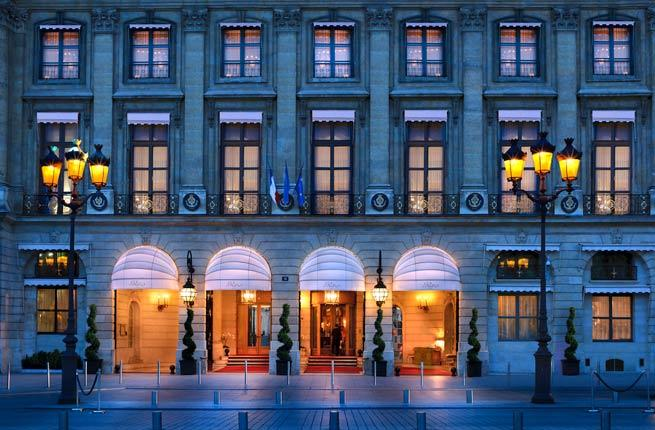 "<p><strong>Where: </strong>Paris</p>  <p>The is arguably the best-known hotel in Paris, thanks to its over-the-top décor and famous guests. Marcel Proust and Coco Chanel both lived here, and Gary Cooper and Audrey Hepburn filmed scenes for <em>Love in the Afternoon </em>at the Ritz. Ernest Hemingway famously declared the hotel bar liberated from the Nazis at the end of WWII, and today the is named in his honor. As Hemingway once wrote, ""When I dream of afterlife in heaven, the action always takes place in the Paris Ritz."" The hotel is currently closed for renovations until early 2015.</p>  <p><strong>Insider Tip:</strong> The Ritz Paris has made cameo appearances in many novels, including Ian Fleming's <em>From Russia With Love</em> in the James Bond series; F. Scott Fitzgerald's <em>Tender is the Night</em>, and Ernest Hemingway's <em>The Sun Also Rises</em>.</p>  <p><strong>Plan Your Trip: </strong>Visit </p>"