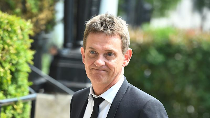 Matthew Wright tells listeners he has not been sacked but 'make the most of it'