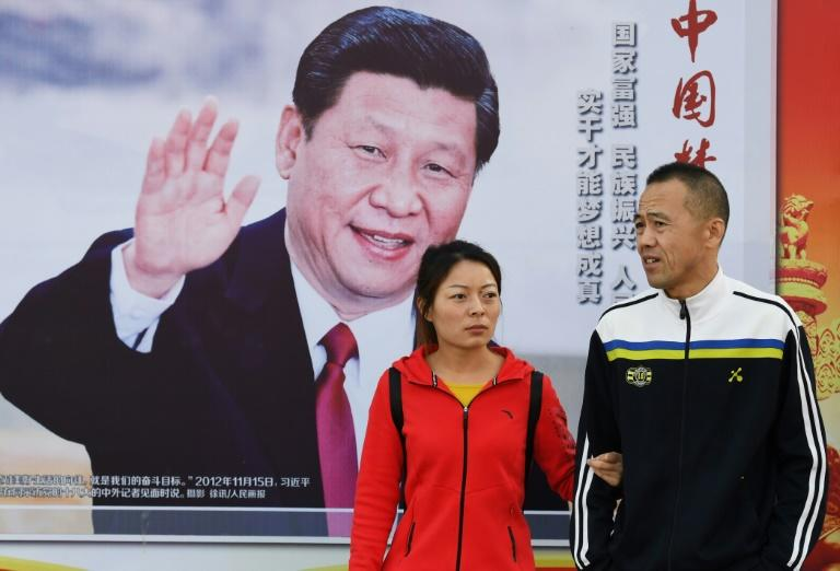 Xi Jinping's blueprint suggests the Communist Party will continue to increase its control of the country, with no suggestion that crackdowns on human rights activists would wane