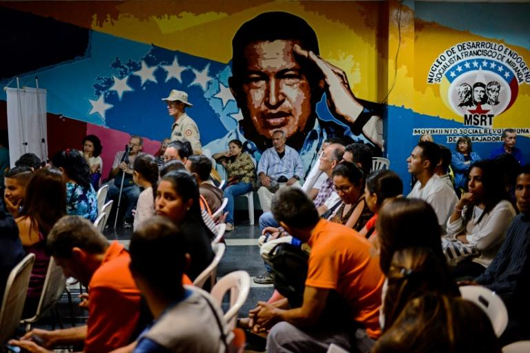 Chavism, the populist left-wing ideology left behind by late-president Hugo Chavez, can count on a huge vote-getting apparatus which is mostly loyal to President Nicolas Maduro