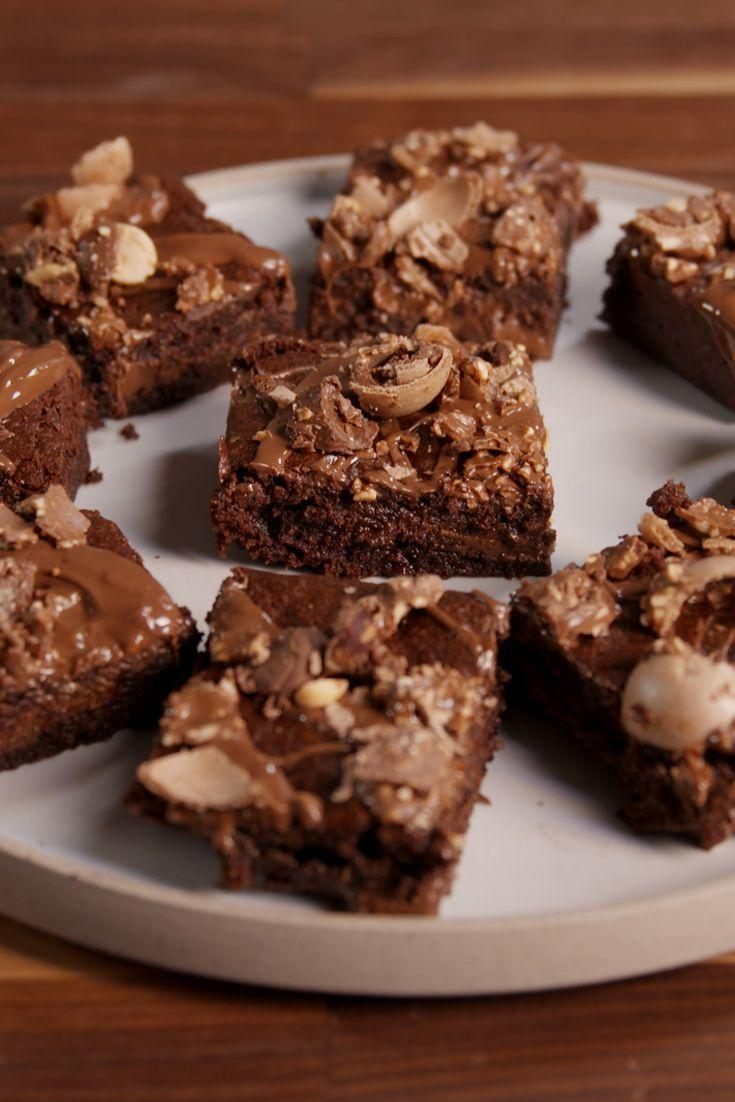 "<p>We've died and gone to chocolate-hazelnut heaven.</p><p>Get the recipe from <a href=""https://www.delish.com/cooking/recipe-ideas/recipes/a49794/nutella-stuffed-brownies-recipe/"" rel=""nofollow noopener"" target=""_blank"" data-ylk=""slk:Delish"" class=""link rapid-noclick-resp"">Delish</a>. </p>"