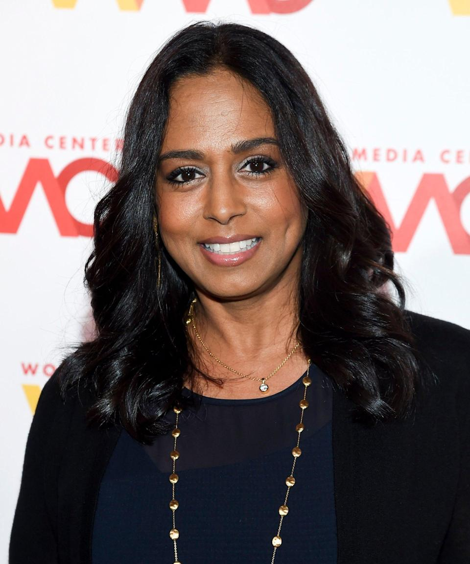 """<h2>Maya Harris</h2><br>Maya Harris is Kamala's younger sister and best friend — and she's <a href=""""https://www.oprahmag.com/entertainment/a28532185/kamala-harris-sister-maya-harris/"""" rel=""""nofollow noopener"""" target=""""_blank"""" data-ylk=""""slk:played a big role in her life"""" class=""""link rapid-noclick-resp"""">played a big role in her life</a>. Not only did she officiate Kamala's wedding to Doug in 2014, she was the campaign chairwoman of Harris' presidential bid, and worked on Hillary Clinton's campaign as well. Maya also used to be Executive Director for the California chapter of the American Civil Liberties Union, and has a law degree from Stanford Law School. Now, she serves as a political analyst on MSNBC. When she's not working, she can be found frequently cheering on her sister <a href=""""https://www.instagram.com/mayaharris_/?hl=en"""" rel=""""nofollow noopener"""" target=""""_blank"""" data-ylk=""""slk:on Instagram"""" class=""""link rapid-noclick-resp"""">on Instagram</a>. <span class=""""copyright"""">Photo: Invision/AP/Shutterstock.</span>"""