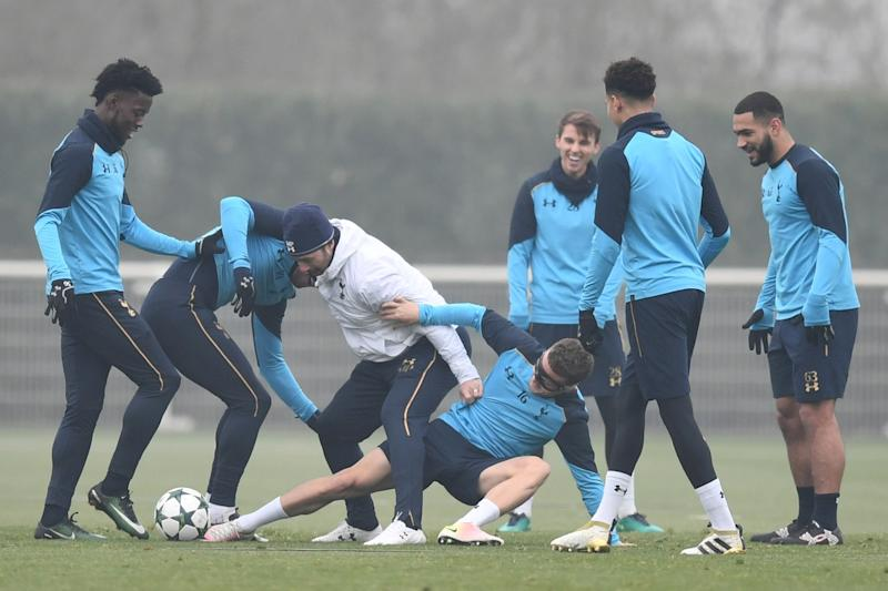 Pochettino I Find It Impossible To Switch Off And Relax Most During Training Sessions