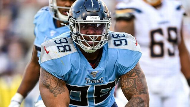 Titans' Jeffery Simmons caps ACL recovery with disruptive debut