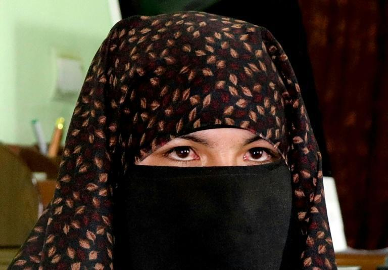Qamar Gul was asleep in her room with her 12-year-old brother when she heard the sound of men pushing at the door of their home