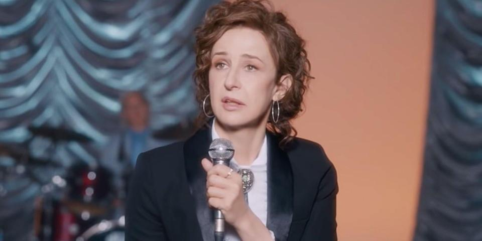This Movie About a Teen Singer Falling for Her Way-Older Manager Is Clearly About Celine Dion