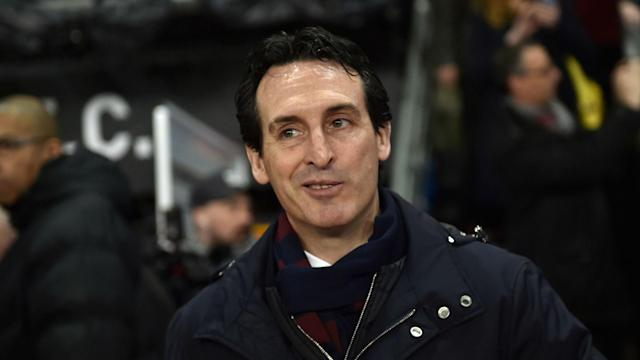 PSG coach Unai Emery wants a pair of clashes with Marseille to give his team confidence and momentum before they take on Real Madrid.
