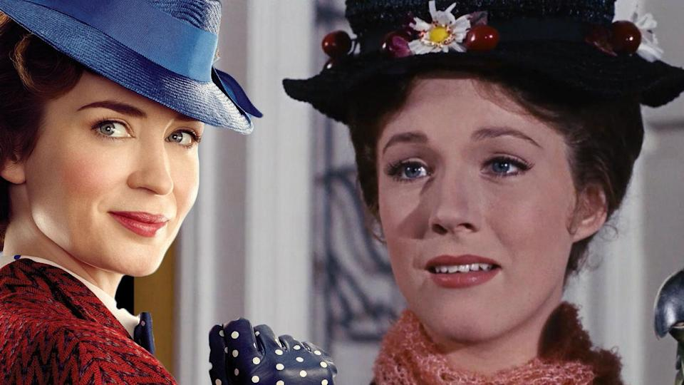 Mary's the same, but different in <i>Mary Poppins Returns</i> (Disney)