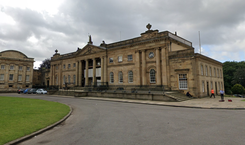 York Crown Court, where Smith was sentenced. (Google Maps)