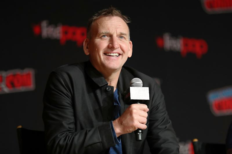 Christopher Eccleston, pictured in 2019 (Photo: ASSOCIATED PRESS)