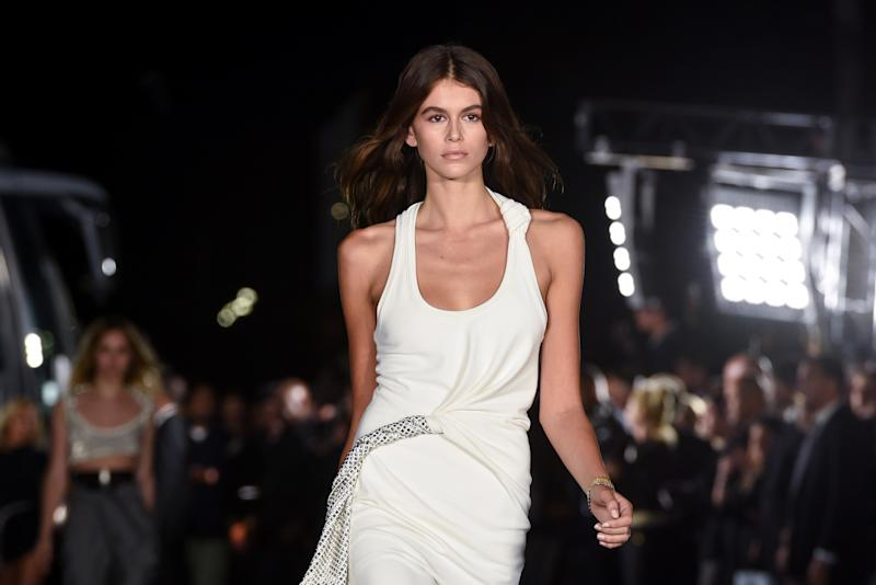 Kaia Gerber Is Already Topping Kendall Jenner and the Hadids at Instagram by Engagement