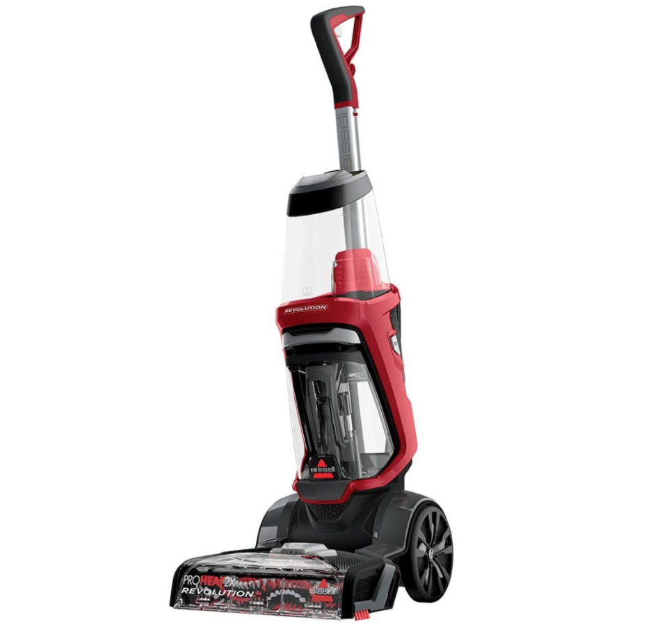 BISSELL Proheat 2X Revolution Carpet and Upholstery Cleaner is on sale now through Amazon Canada.