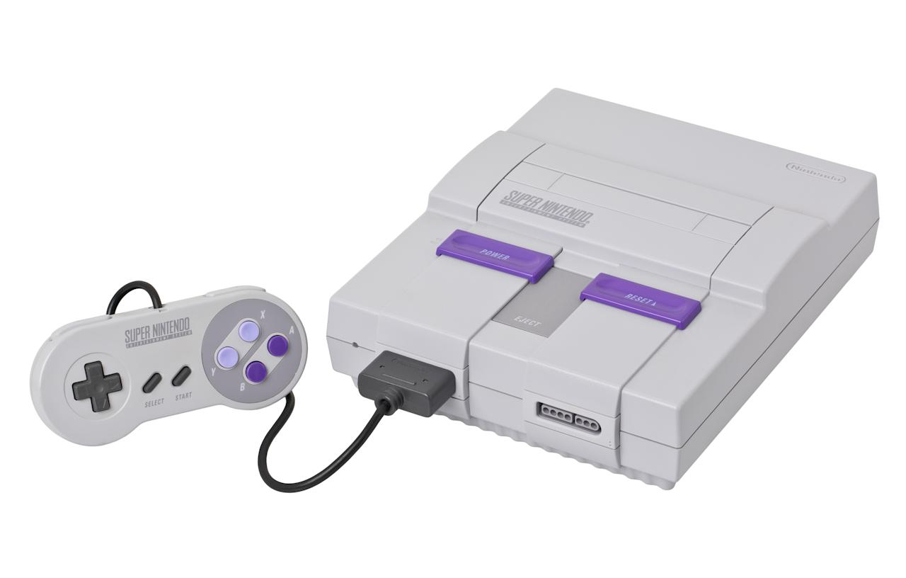 "<p><a rel=""nofollow"" href=""https://www.game.co.uk/en/super-nintendo-entertainment-system-classic-edition-2024185""><i>Game, £143.59</i></a><br /><br /></p>"