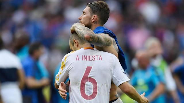 The Real Madrid defender believes his Spain team-mate and fellow World Cup winner should have been named the best player on the planet at some stage