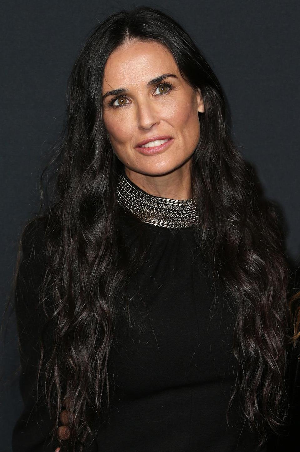 """<p><b>Demi Moore</b></p><p>Putting leeches on your skin is not for the squeamish, but for Demi Moore, it's just another detoxifying treatment. """"I've always been somebody looking for the cutting edge of things that are for optimizing your health and healing, so just a week ago I was in Austria doing a cleanse and part of the treatment was leech therapy,"""" <a href=""""http://www.today.com/id/23800824/ns/today-today_entertainment/t/demi-moore-turns-leeches-good-health/#.VxTTIBJ97Uo"""" rel=""""nofollow noopener"""" target=""""_blank"""" data-ylk=""""slk:she told David Letterman"""" class=""""link rapid-noclick-resp"""">she told David Letterman</a> on <i>The Late Show With David Letterman</i>. Hard pass.<br></p><p><br></p>"""