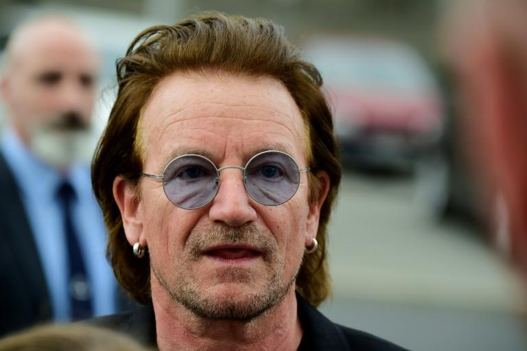 Bono condemned recent far-right violence in the eastern German city of Chemnitz