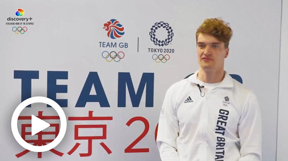 TOKYO 2020 - 'THIS IS THE PINNACLE' - JAMES WILBY HOPING TO SWIM HIS WAY TO SUCCESS IN TOKYO