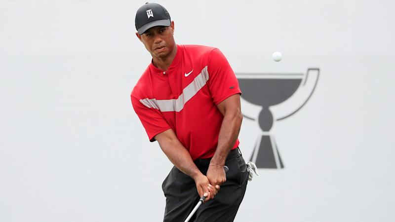 Tiger not ruling out playing at Presidents Cup