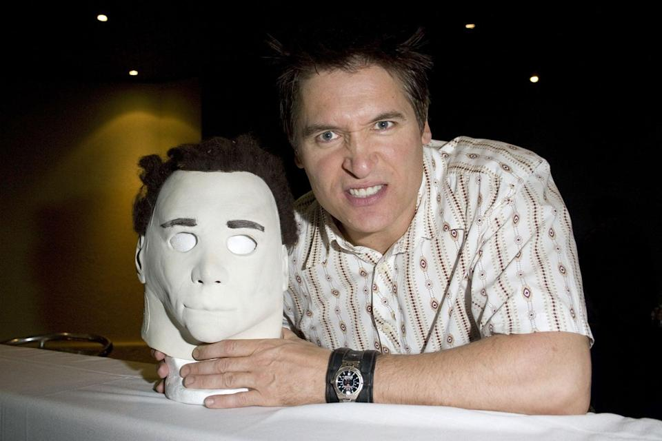 """<p>Brad Loree took on the role of Michael Myers for 2002's <strong><span class=""""nofilter"""">Halloween</span>: Resurrection</strong>. He's had guest spots on TV shows like <strong>Supernatural</strong> and <strong>Arrow</strong>. As a stunt performer with almost 100 credits, Loree has worked on several highly recognizable projects, including the <strong>X-Men</strong> series, <strong>Tron: Legacy</strong>, and <strong>The Cabin in the Woods</strong>.</p>"""
