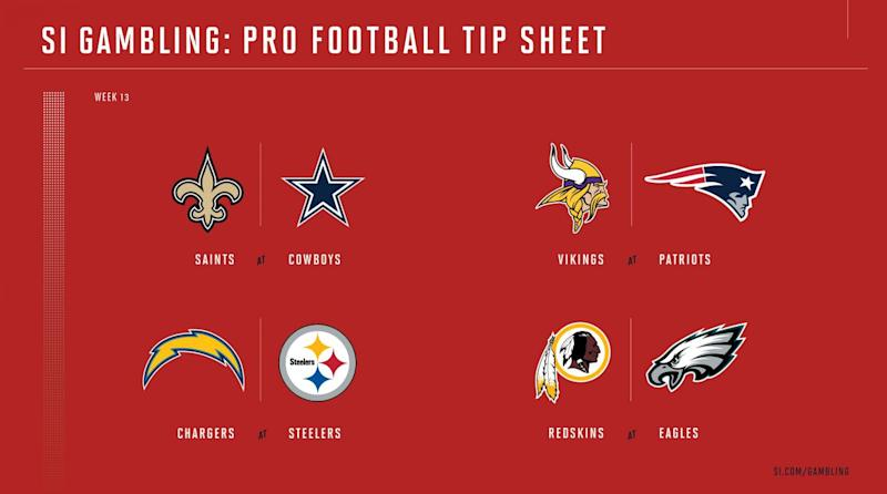 photograph regarding Nfl Week 2 Schedule Printable called Weekly Suggestion Sheet: The Detailed Printable Betting Lead towards