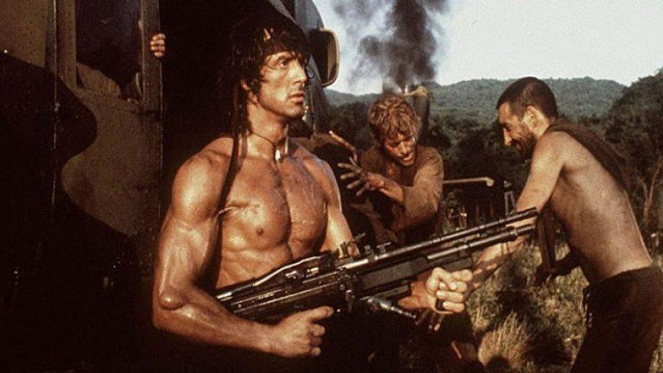 'Rambo' Reboot on the Way
