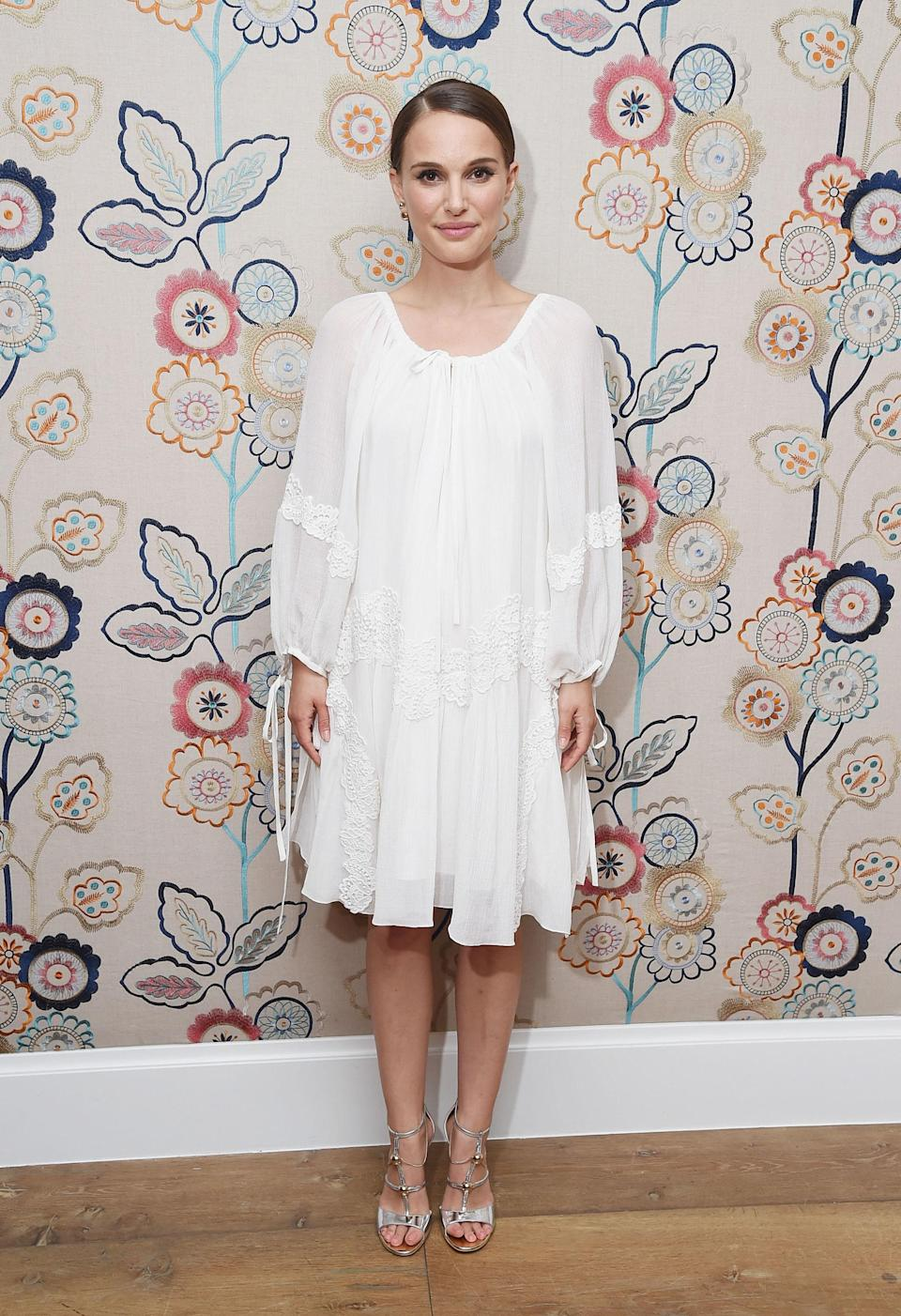<p>Oscar-winning actress and Harvard University graduate, Natalie Portman is someone with talent to burn who also happens to be one of the great beauties of the modern celebrity era. Oh, and she's also a promising director now. Expect her to cure cancer around 2035.</p>