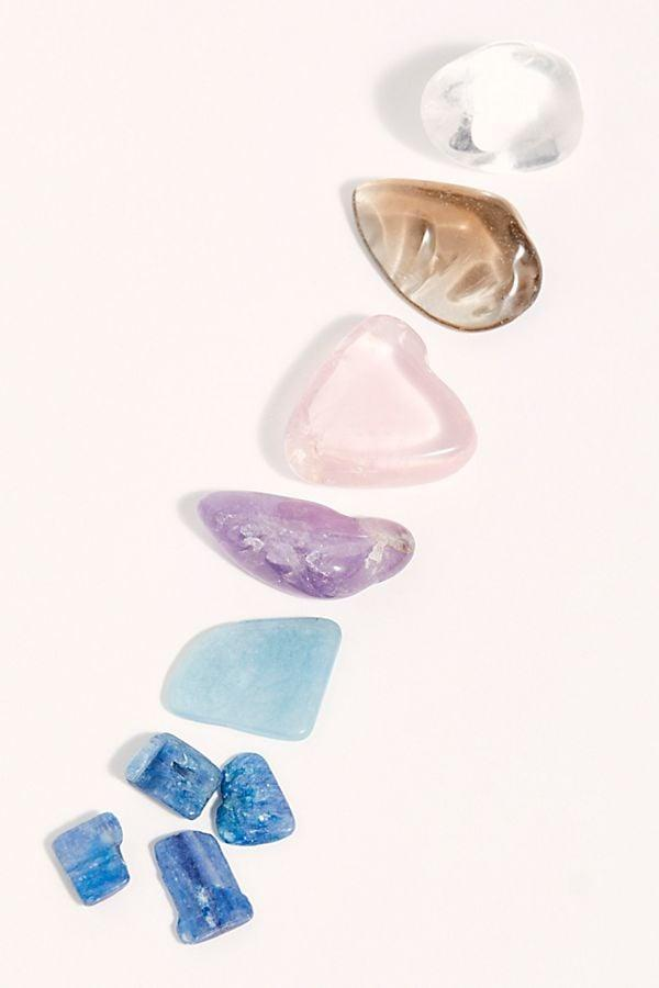 <p>Stay grounded with this <span>Alchemy Of U Crystal Set</span> ($25). This makes for a great stocking stuffer.</p>