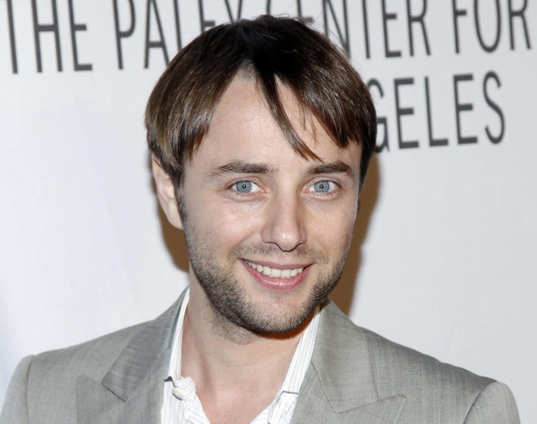 "FILE - This Oct. 22, 2012 file photo shows Vincent Kartheiser at the Paley Center LA Benefit in West Hollywood, Calif. Kartheiser will star this summer in a new Guthrie production of ""Pride and Prejudice"" as the brooding hero of Jane Austen's most famous novel. The show, which will be directed by the Guthrie's leader Joe Dowling, will play from July 6-Aug. 31. It will mark the 200th anniversary of the publication of Austen's novel. (Photo by Joe Kohen/Invision/AP, file)"