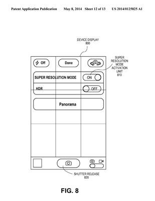 iPhone 6 Camera Could Take 'Super-Resolution' Photos