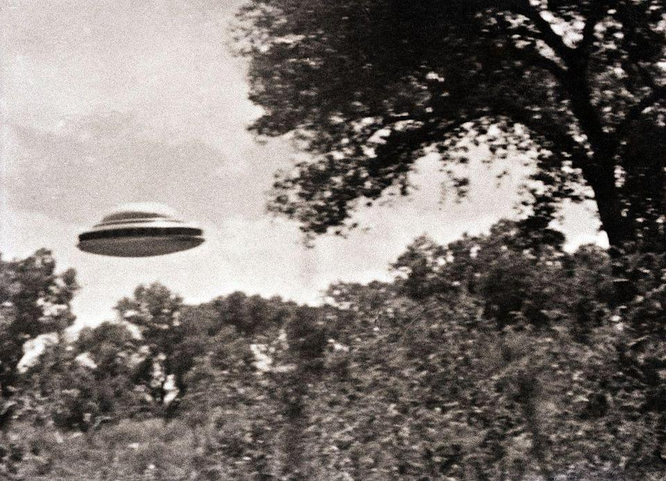 """<p>The world was shocked when a leaked video of an unidentified aerial phenomena appeared in 2020 — but the government was far less surprised, as <a href=""""https://www.popularmechanics.com/military/research/a34908126/leaked-ufo-photo-motionless-cube-shaped-object/"""" rel=""""nofollow noopener"""" target=""""_blank"""" data-ylk=""""slk:they knew about the footage for two years"""" class=""""link rapid-noclick-resp"""">they knew about the footage for two years</a>. Taken from what is believed to be a F/A-18 pilot, the object is described as """"cube-shaped."""" Reports that show both the Unidentified Aerial Phenomena Task Force and the Department of Defense's UAP unit were investigating the matter. </p>"""