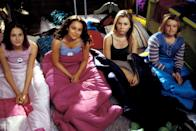 "<p><strong>Tubi's Description:</strong> ""Before their freshman year in high school, four best friends have a slumber party that turns into a life-changing adventure.""</p> <p><a href=""https://tubitv.com/movies/310151/sleepover"" class=""link rapid-noclick-resp"" rel=""nofollow noopener"" target=""_blank"" data-ylk=""slk:Watch Sleepover on Tubi now!"">Watch <strong>Sleepover</strong> on Tubi now!</a></p>"