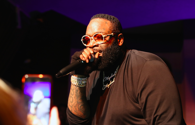 Rick Ross Pays Tribute to Nipsey Hussle With New Tattoo
