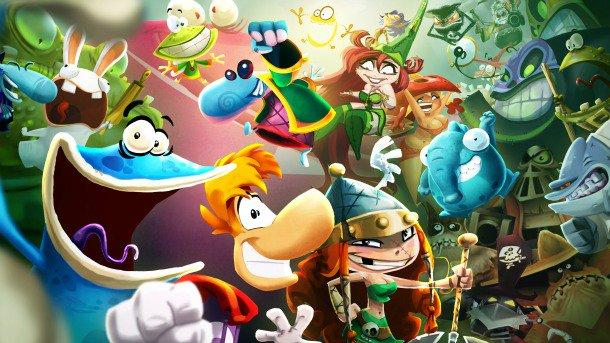 La version Nintendo Switch arrive en septembre — Rayman Legends