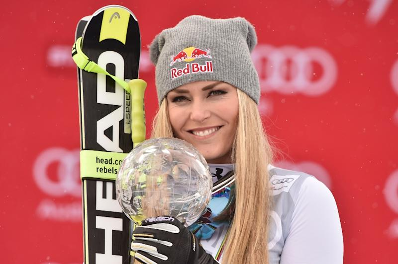 US skier Lindsey Vonn has won 76 World Cup races throughout her career so far, 10 shy of Swedish legend Ingemar Stenmark's all-time record