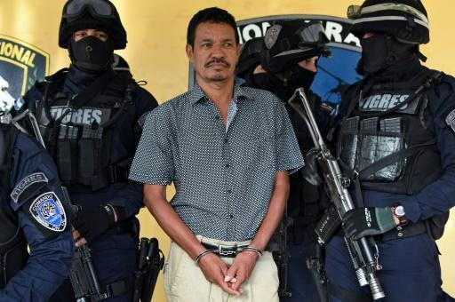 US, Honduran agents hunt down fugitive wanted on drug charges