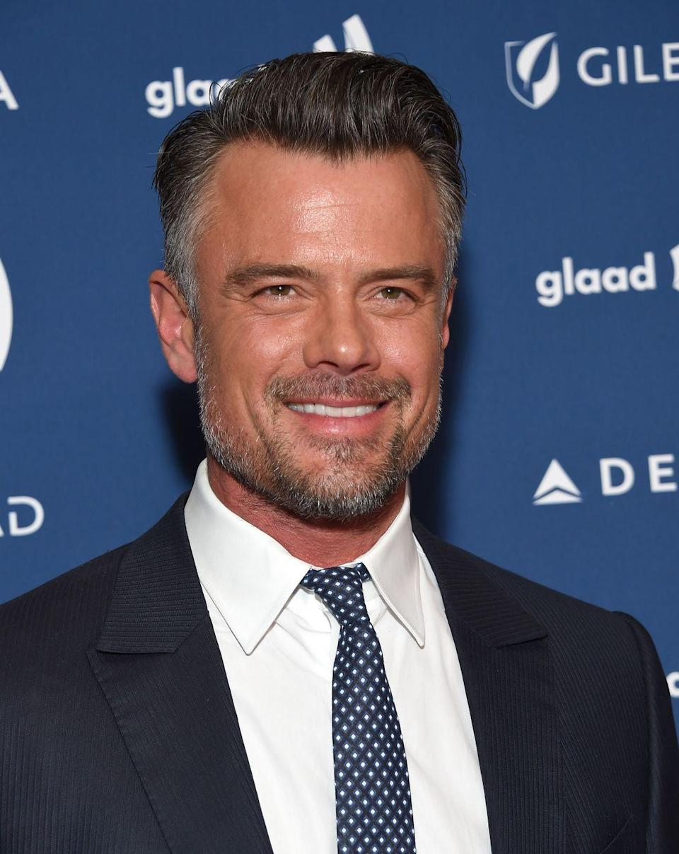 <p>Now 47, the hunky movie star recently battled sharks in <em>Capsized: Blood in the Water</em>, and is making a return to television, starring in the upcoming superhero series <em>Jupiter's Legacy</em> for Netflix.</p>