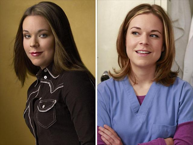 "<strong>Tina Majorino<br>Played:</strong> Veronica's hacker college friend, Mac<br><strong>Availability:</strong> Not likely<br><br>Nobody has been busier than Majorino, whose resumé is crammed with appearances on <a href=""http://tv.yahoo.com/shows/greys-anatomy/"" data-ylk=""slk:""Grey's Anatomy,"""" class=""link rapid-noclick-resp"">""Grey's Anatomy,""</a> ""True Blood,"" ""Bones,"" and ""Big Love."" It's also unclear if we'll see any of Veronica's college crowd, if the movie focuses on her high school reunion."