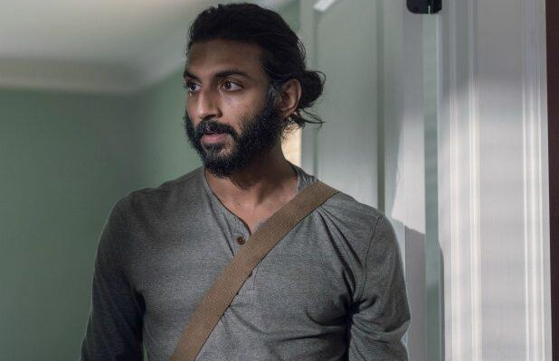 'Walking Dead': What Just Happened With Siddiq and Dante