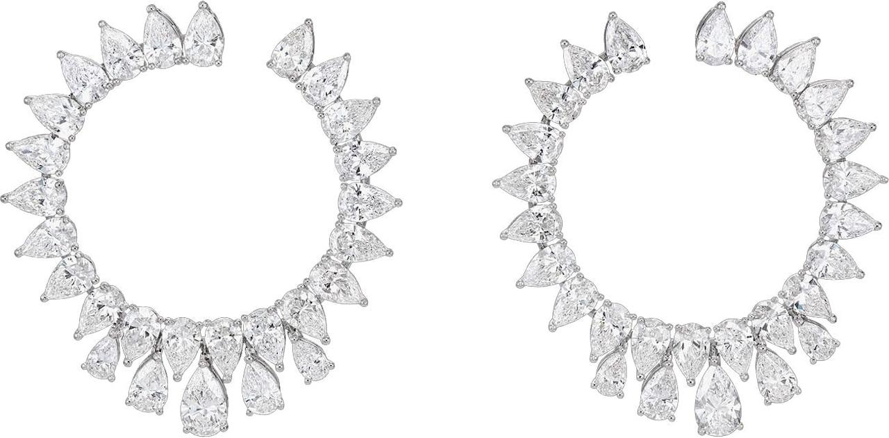"""<p>Responsibly sourced diamond earrings, price on request, Chopard Green Carpet collection</p><p><a class=""""body-btn-link"""" href=""""https://www.chopard.com/uk/green-carpet-collection"""" target=""""_blank"""">SHOP NOW </a></p>"""