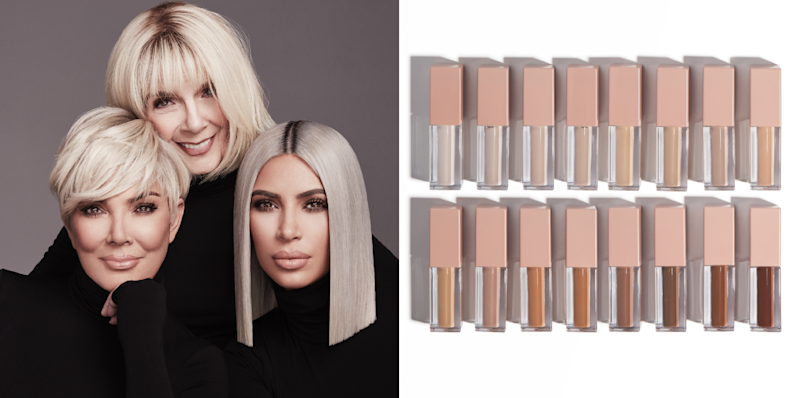 Kim Kardashian West Talks to   Allure About Her New Three-Step KKW Beauty Concealer Kits — Exclusive