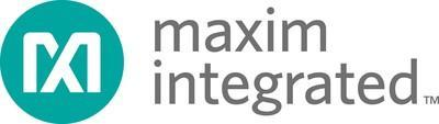 Logo for Maxim Integrated Products, Inc. (PRNewsfoto/Maxim Integrated)