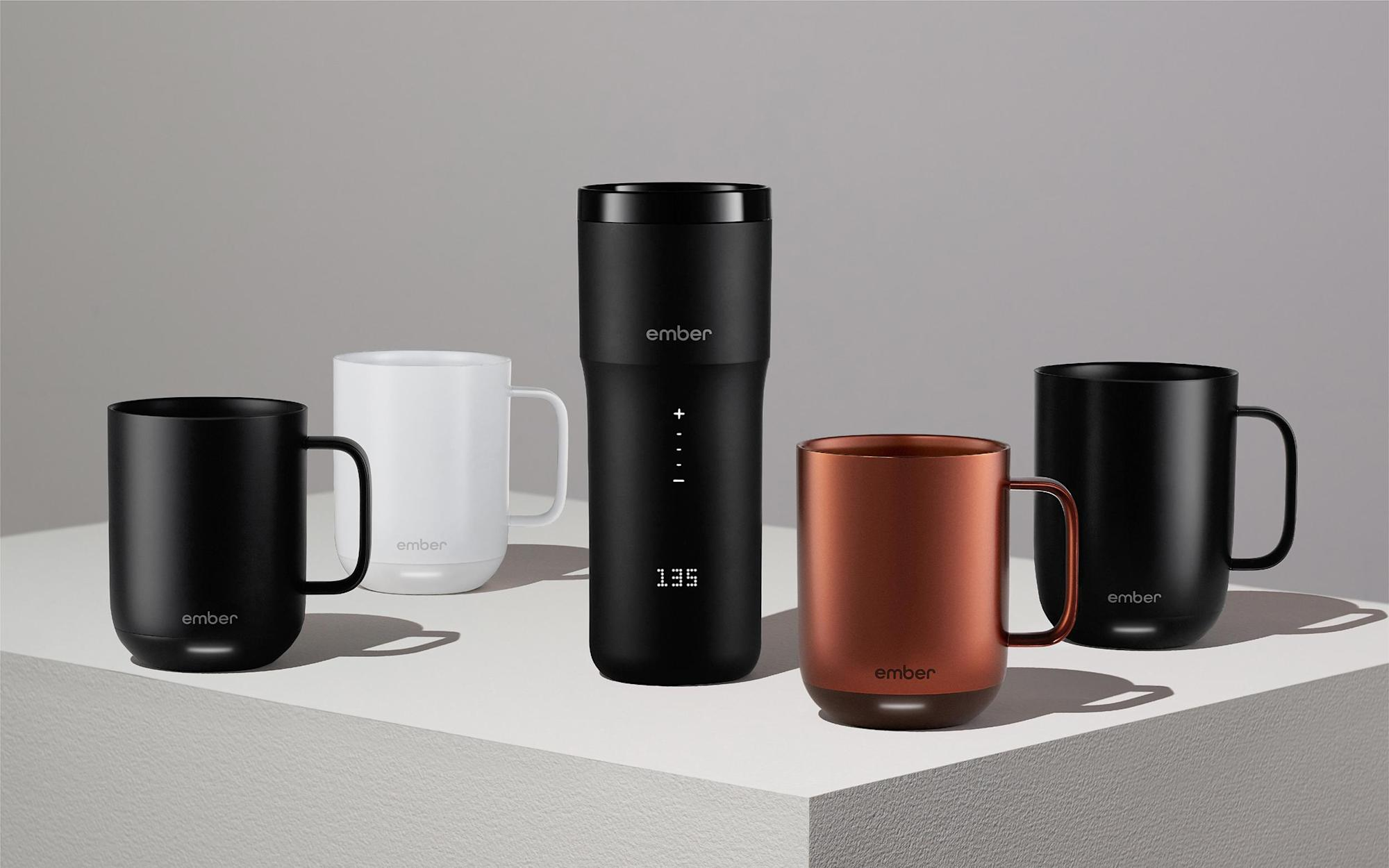 Ember Names Former Dyson Head As Consumer Ceo As The Startup Looks Beyond The Smart Mug