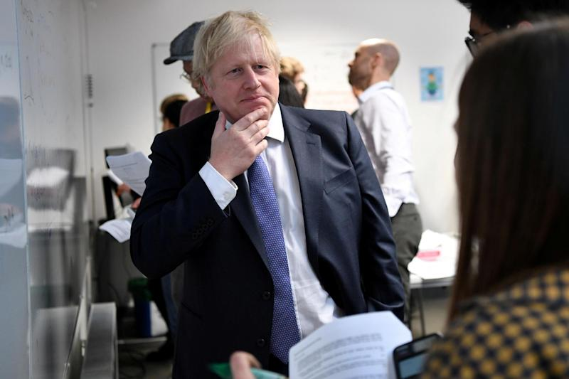 Boris Johnson's Brexit deal is set to receive its final stamp of approval as MEPs take part in a final vote on the agreement in the European Parliament: REUTERS