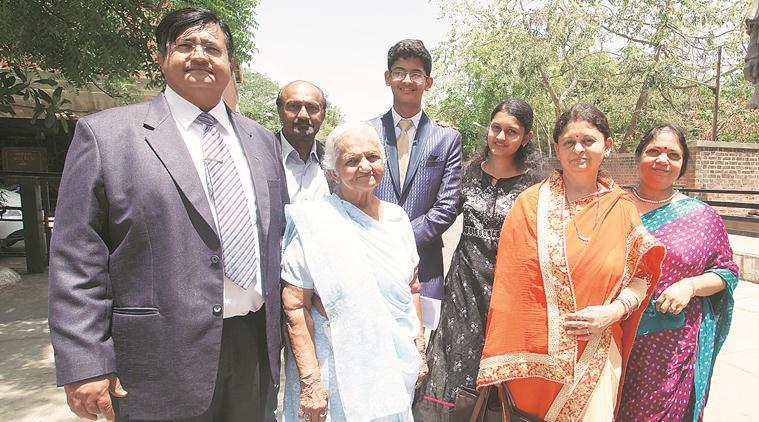 Want to study in Harvard, make weapons for forces: Highest scorer Shashwat