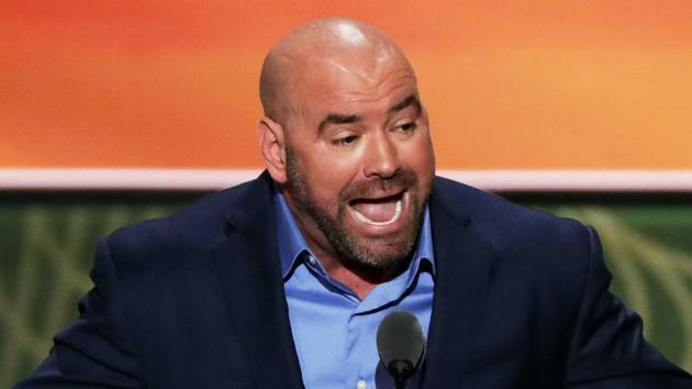 Dana White claims Showtime declined offer of McGregor-Malignaggi sparring footage